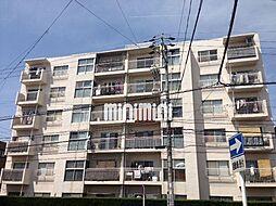 松栄レックスマンション[6階]の外観