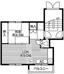 福住駅 1.8万円