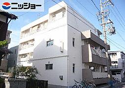 川島ビル[3階]の外観
