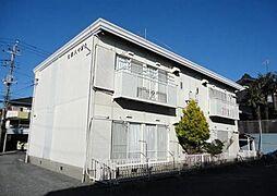 本郷ハイツA[102号室]の外観