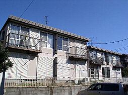 コーポアイリス1号棟[1階]の外観