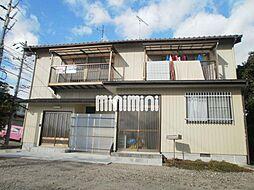 アパートメント岡ノ脇 B棟[2階]の外観