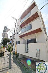 兵庫県明石市西明石西町1丁目の賃貸マンションの外観