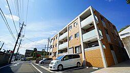 神奈川県川崎市高津区梶ケ谷5丁目の賃貸マンションの外観