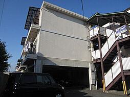 ベルハイツ辻野[2階]の外観