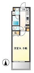 プランベイム滝子通(仮称)[2階]の間取り