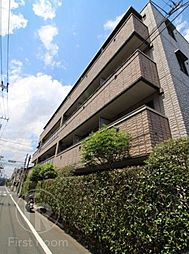 東京都大田区下丸子4丁目の賃貸マンションの外観