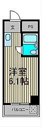 メゾン・ド・飯塚[3階]の間取り
