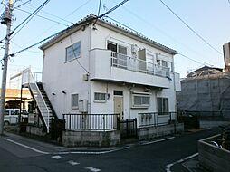 平田コーポ[202号室]の外観