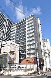 エス・キュート梅田東[0502号室]の外観