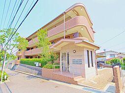 広島県広島市安佐南区山本7丁目の賃貸マンションの外観