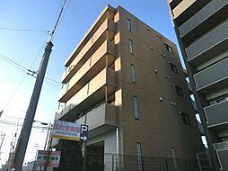 愛知県稲沢市国府宮1丁目の賃貸マンションの外観