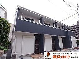 [テラスハウス] 千葉県船橋市前原西4丁目 の賃貸【/】の外観