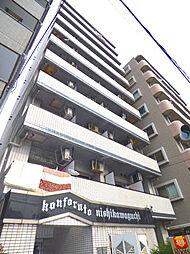 コンフォルト西川口[6階]の外観