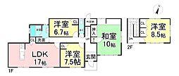 安茂里駅 1,798万円