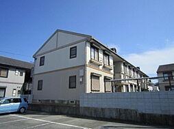 フレグランス阪南C[2階]の外観