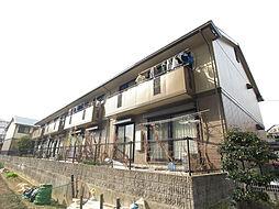 ソレーユ萩原[B207号室]の外観