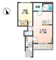 Smart Home II[1階]の間取り