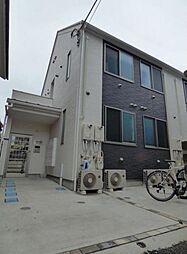 神奈川県横浜市鶴見区市場大和町の賃貸アパートの外観