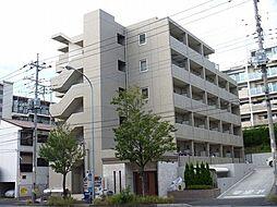 神奈川県横浜市都筑区すみれが丘の賃貸マンションの外観