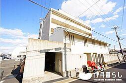 兵庫県伊丹市伊丹7丁目の賃貸マンションの外観