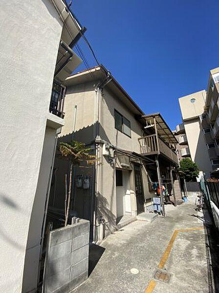兵庫県神戸市東灘区住吉宮町2丁目の賃貸アパート
