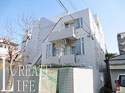 埼玉県さいたま市南区根岸5丁目の賃貸マンションの外観