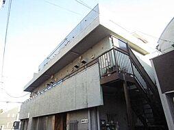梅田コーポ[2階]の外観