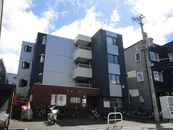 北海道札幌市豊平区平岸三条16丁目の賃貸マンション