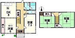 西京極駅 3,480万円
