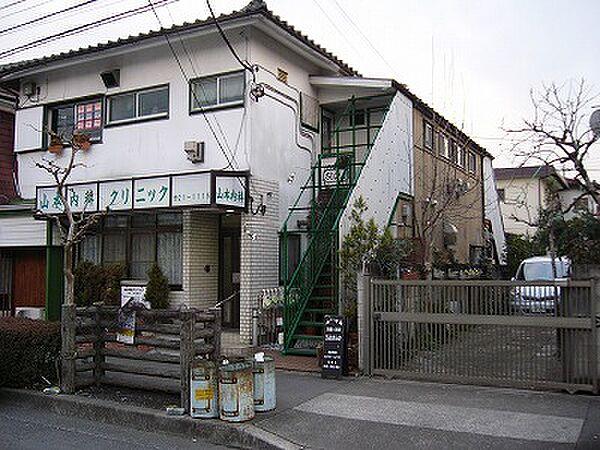 内田コーポ 2階の賃貸【東京都 / 国分寺市】