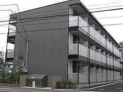 レオパレスエクセルアーク[1階]の外観