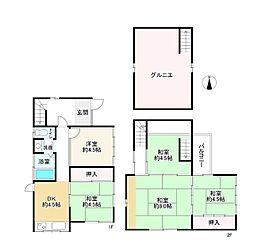 桜上水駅 1,880万円