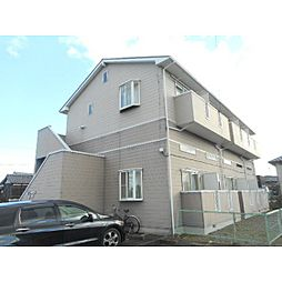 静岡県浜松市南区西町の賃貸アパートの外観