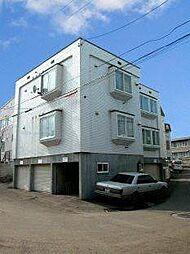 サウスキャロルNo.16[3階]の外観