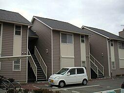 兵庫県姫路市白浜町寺家2丁目の賃貸アパートの外観