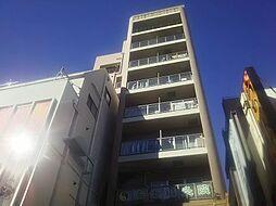 神奈川県横浜市港北区綱島西1丁目の賃貸マンションの外観