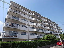 岡本センチュリーマンション[4階]の外観