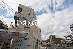 岡山県岡山市北区津島京町3の賃貸マンションの外観