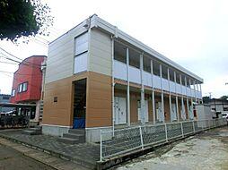 レオパレスM50[105号室]の外観