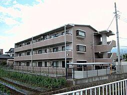 静岡県沼津市岡一色の賃貸マンションの外観