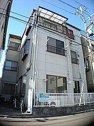 埼玉県新座市北野3丁目の賃貸アパートの外観