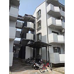 静岡県浜松市東区上西町の賃貸マンションの外観