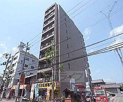 京都府京都市右京区西院乾町の賃貸マンションの外観