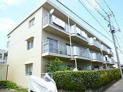 埼玉県上尾市愛宕1丁目の賃貸マンションの外観