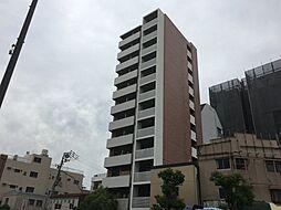 ララプレイス四天王寺夕陽ヶ丘[8階]の外観