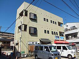 乾マンション[2階]の外観