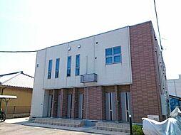香川県丸亀市富士見町1丁目の賃貸アパートの外観