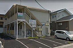 山形県山形市青田1丁目の賃貸アパートの外観
