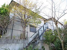 奈良県奈良市朝日町1丁目の賃貸アパートの外観